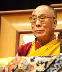 His Holiness the Dalai Lama, July 2007